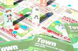 Town game - pdf version